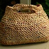 Free upcycled crochet pattern and a website full of free designer style knitting patterns!!