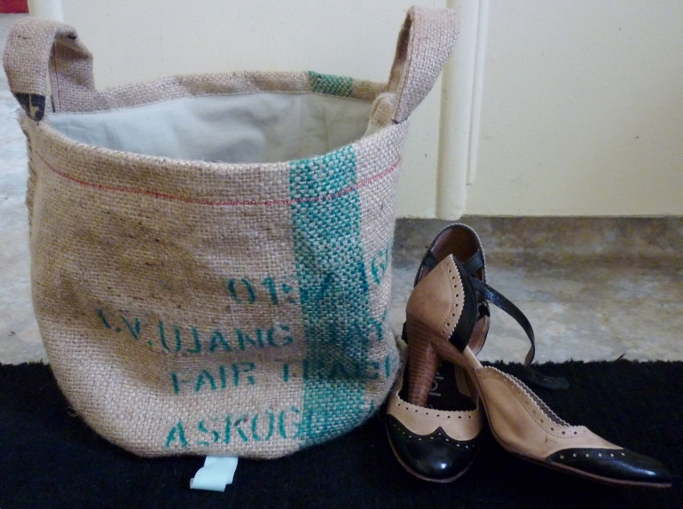 Shoe basket size  :)