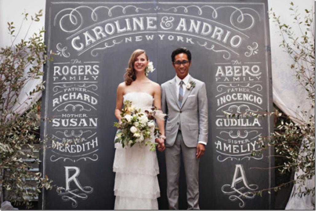 Married chalk