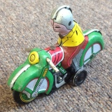 DIY build projects – coming soon…… During the short intermission may I present the tin toy collection:)