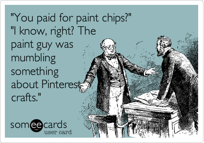 paint chips 100