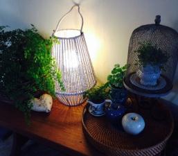 bridcage lamp