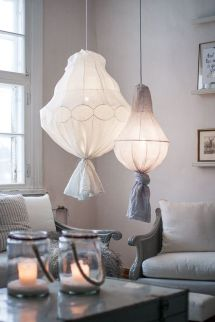 fabric romantic light