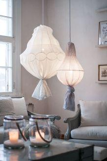 fabric romantic light