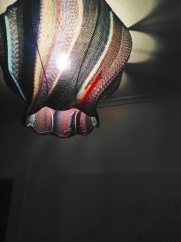 Knitted light